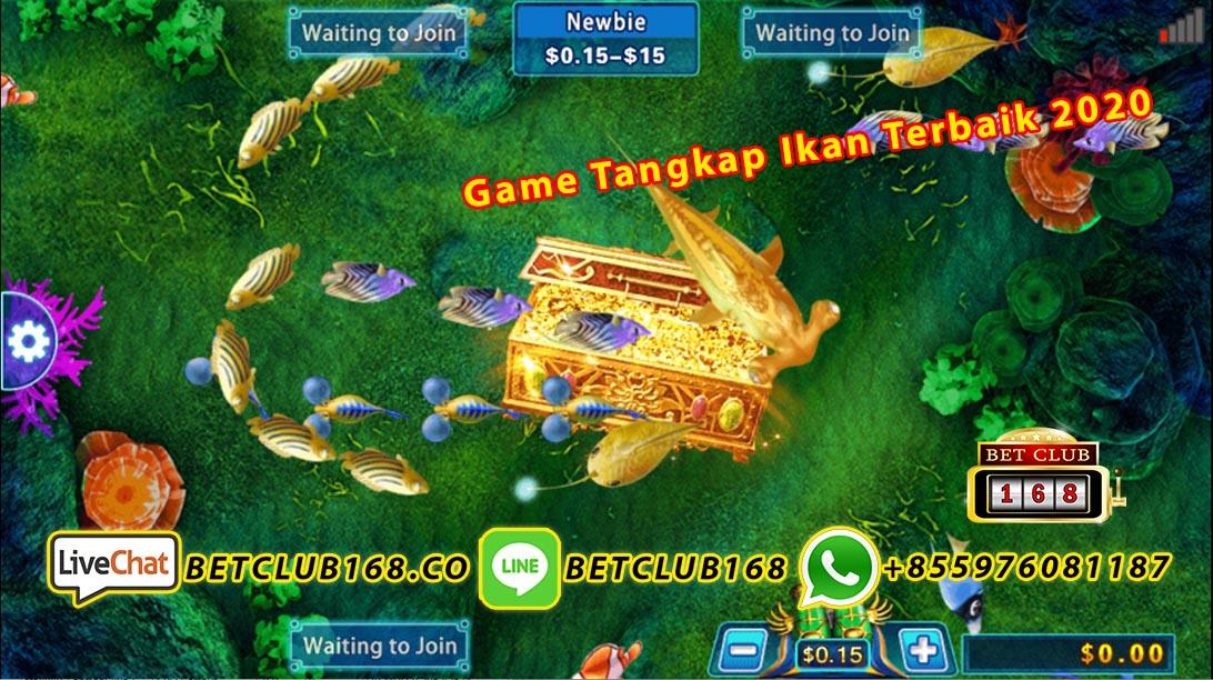Game Tangkap Ikan Terbaik 2020