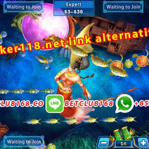 wwwjoker118net link alternatif joker