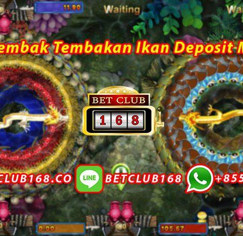 Game Tembak Tembakan Ikan Deposit Murah