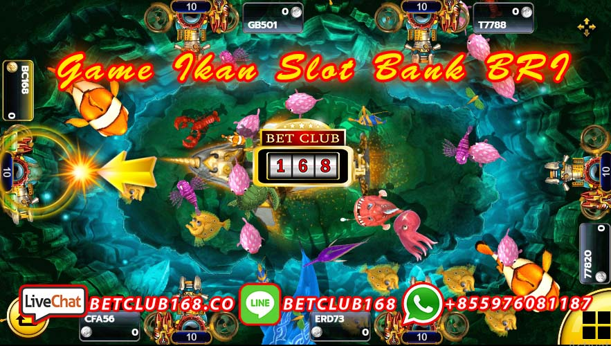 Game Ikan Slot Bank BRI