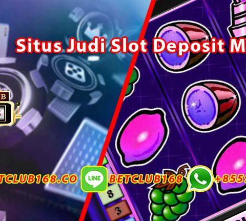 Situs Judi Slot Deposit Murah
