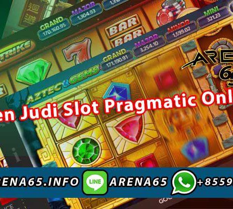 Agen Judi Slot Pragmatic Online